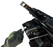 NX ShadowClaw BO3 reloading