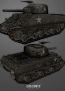 CoDFH M4 Sherman