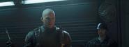 Kravchenko threatening Peck with a knife Firebase Z cutscene BOCW