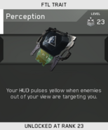 Perception Unlock Card IW