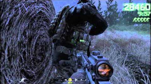 CoD4 Hunted Arcade Mode Veteran (HD)