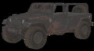 Jeep Wrangler model BO