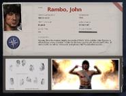 John Rambo Bio BOCW