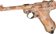 P-08 Brownspot WWII