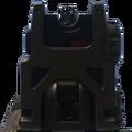 ARX-160 iron sights AW