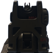 ARX-160 iron sights AW