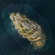 Alcatraz Map Blackout BO4