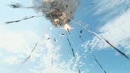 Hellstorm releasing cluster missile in-game BO4