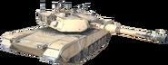 M1A2 Abrams model MW2