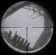 Scoped Mosin-Nagant Sights CoD2