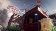 Sentry Trapdoor Showtime CoD Ghosts