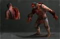 Slasher2 ConceptArt RaveInTheRedwoods Zombies IW