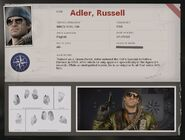 Adler Operator Bio BOCW