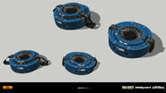 Black Hole Projector concept 1 IW