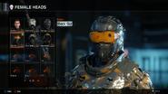 Black Out Helmet BO3