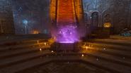 Gniew starozytnych demon grobowiec
