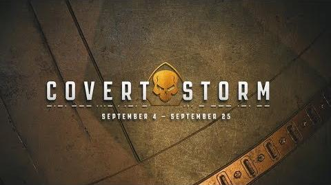 Official Call of Duty® WWII – Covert Storm Community Event Trailer