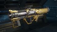 XM-53 Gunsmith Model Gold Camouflage BO3