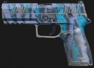 M19 Синяя игуана