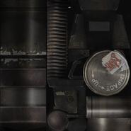 MK12 SPR cut bipod texture MW3