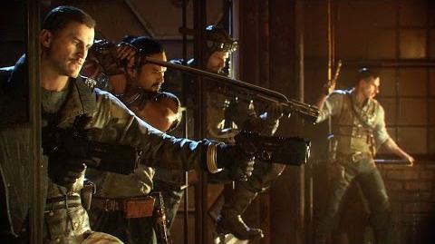 "CaJluIIcA/Трейлер бонусной карты Black Ops III Zombies - ""Giant"""