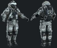 Atlas arctic soldier concept AW