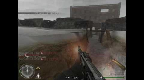 Call of Duty United Offensive - Team Deathmatch Multiplayer Pavlov