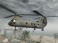 Friendly CH-47 Chinook BO