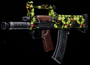 Groza Integer Gunsmith BOCW