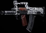 Groza Zebra Gunsmith BOCW