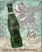 Speed Cola Affiche WaW
