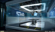 CID Meeting Room Concept Art by Eric Spray IW