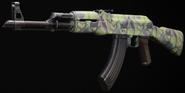 AK-47 Melancholy Gunsmith BOCW