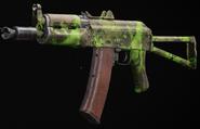 AK-74u Rotten Gunsmith BOCW