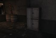 Buried locker