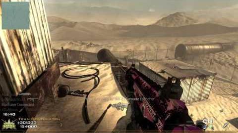 Call of Duty Modern Warfare 2 - 25 gun streak nuke