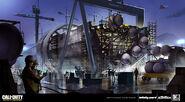 Capital Ship Construction by Simon Ko IW