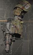 Krasny Soldat Flamethrower Intel BOCW
