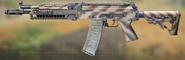 АК117 Пустынная змея