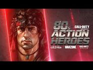 Call of Duty®- Mobile - 80s Action Heroes