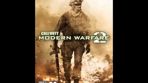 Call of Duty Modern Warfare 2 OST - Opfor Theme (Chain of Command)