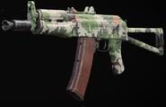 AK-74u Lumbar Gunsmith BOCW