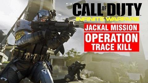 Call of Duty Infinite Warfare JACKAL Mission - Operation TRACE KILL Campaign Gameplay Walkthrough