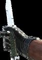 Combat Knife Spawning Animation BOII