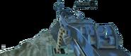 M249 SAW Blue Tiger CoD4