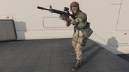 Samantha Maxis Heat Seeker skin in-game full-body third-person BOCW
