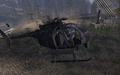 MH-6 Little Bird Loose Ends MW2