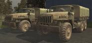 Ural 4320s F.N.G. CoD4