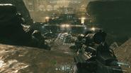 Call of Duty Infinite Warfare Горящая вода 11