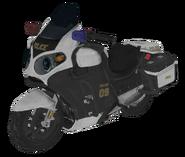 LAPD Motorcycle model BOII